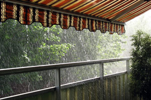 Care for your Deck Awning