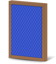Fiberglass Filter