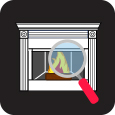 Have a professional inspect your chimney