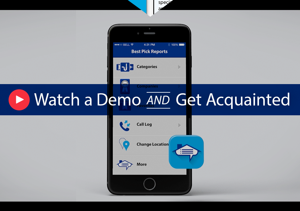Watch a Demo and Get Acquainted with the Best Pick App