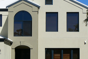 Modern House with Window Films