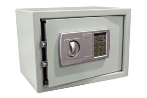 small green safe