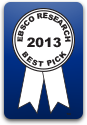 2013 EBSCO Research Best Pick